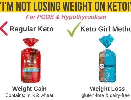 5 Keto Girl Food Swaps for Balancing Hormones